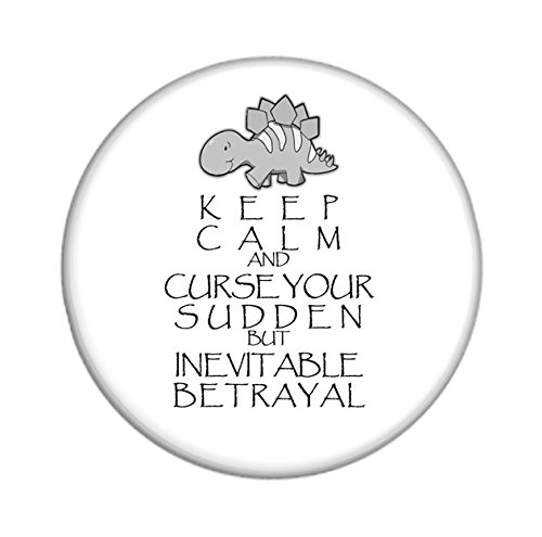 Firefly- Inspired KEEP CALM Button
