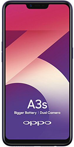 OPPO A3s (Purple, 2GB RAM, 16GB Storage)