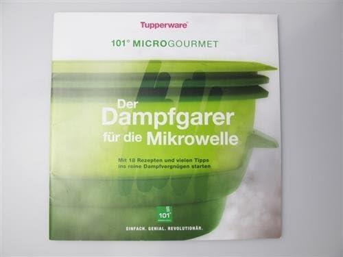 Tupperware Microondas Recetas vaporizador para el microondas P ...