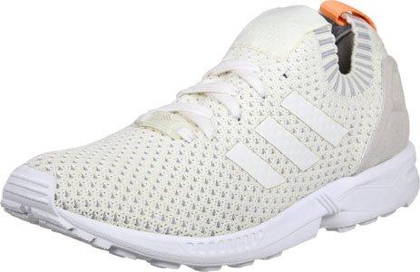 Adidas Donne Zx Flusso Primeknit Scarpe Beige