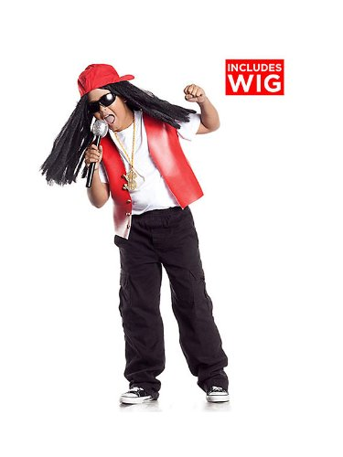 Boy's Hip Hop Star Costume