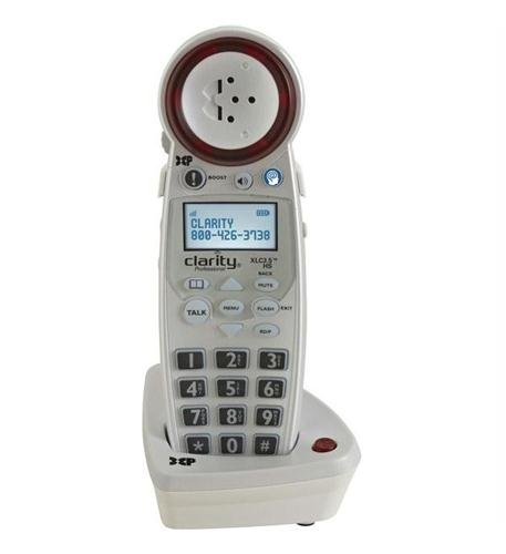 Clarity High Volume 50 dB Large Big Button Cordless Exten...