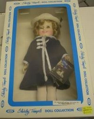 Shirley Temple Poor Little Rich Girl Ideal 11 1/2 Inch ()