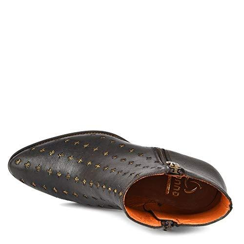 Bottines par Tmoro KANNA Femme Marron Chaussures Borba tqppwnxHvg