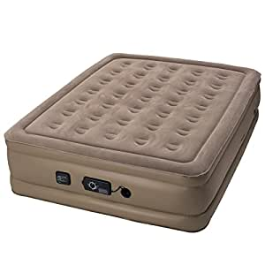 Insta-Bed Full Air Mattress with Never Flat Pump