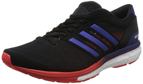 Mens Adidas Adizero Boston 6 M, Cblack / Reapur / Løpe Cblack / Reapur / Run