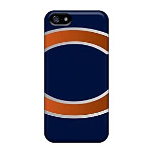 Awesome Chicago Bears Flip Case With Fashion Design For Iphone 5/5s by icecream design