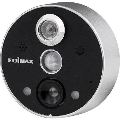 Edimax Smart Wireless Peephole Network Camera, IC-6220DC (Network Camera)