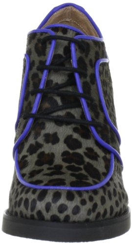 for sale finishline LOLLIPOPS Women's Nabab Leopard Derby Pumps Gray - Grau (Grey) sale low cost footaction online cheap affordable YiOIR