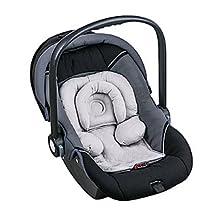 Jolly Jumper 3-in-1 Baby Hugger, Grey