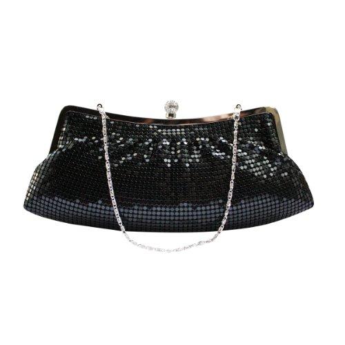 Simplism Crystal - HOTER Stylish & Simplism Prom & Party Evening Handbag With Crystal, Clutch Bag, Gift Ideas