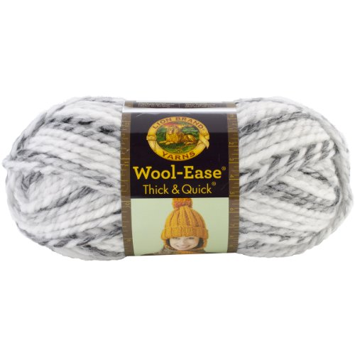 - Lion Brand Yarn Hometown Yarn, Marble
