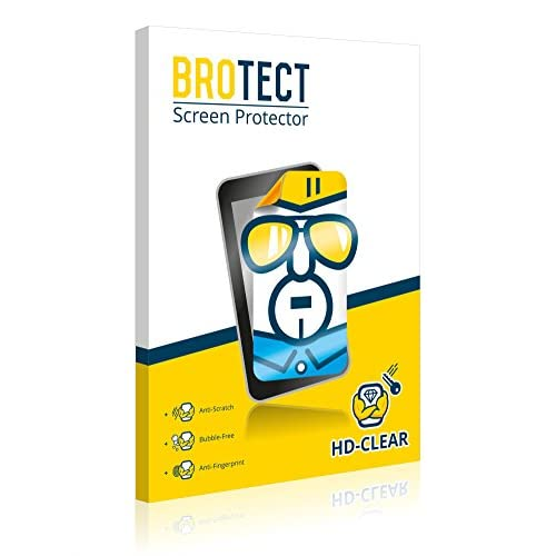 BROTECT Protector Pantalla Compatible con Fujifilm X-A10 2 Unidades Transparente