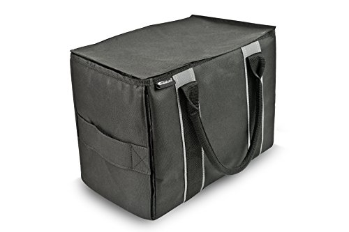Price comparison product image AutoExec AETote-02 Black/Grey Mini File Tote