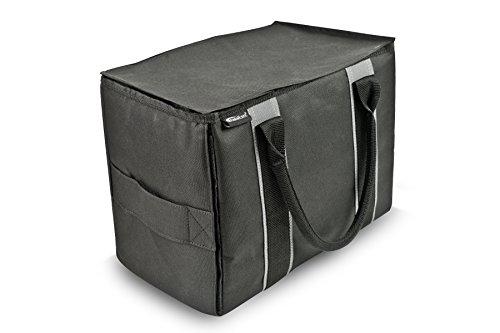 Price comparison product image AutoExec AETote-02 Black / Grey Mini File Tote