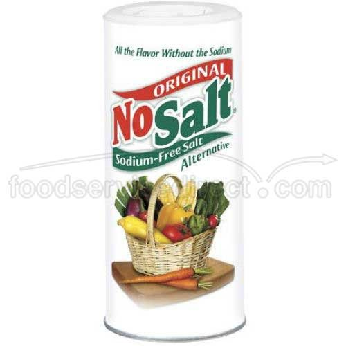 No Salt Salt Alternative Salt Alternative by Nosalt