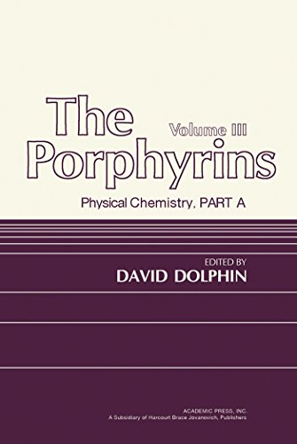 V3 Part (The Porphyrins V3: Physical Chemistry, Part A: 003)