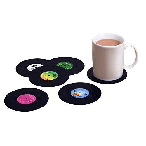 Witty Novelty Vinyl Record (Record Party Plates)