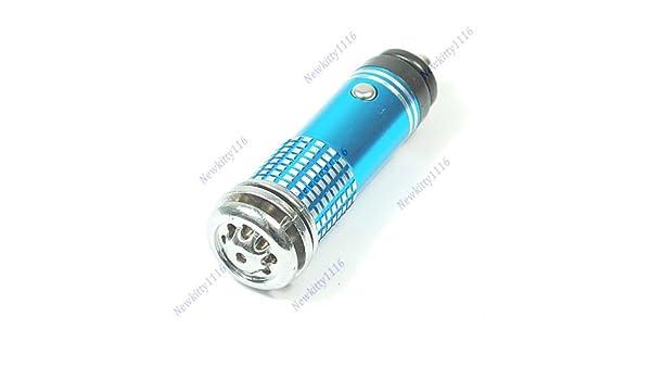 Carise - Mini purificador de aire fresco para coche, 12 V ...