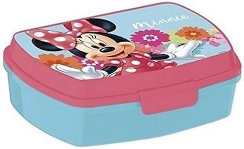 Générique - Caja de Almuerzo Minnie – Disney – Merienda Niños Escuela Vuelta al Cole – 744: Amazon.es: Hogar