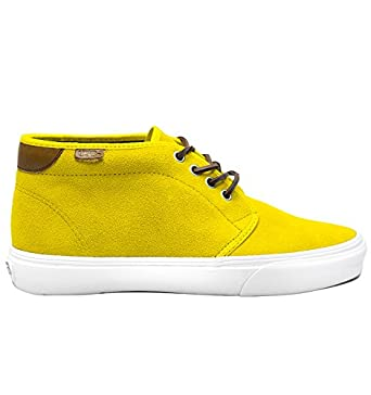 a1a12015348282 Vans Off The Wall Chukka Boots 69 - Suede Golden Rod - 4 UK  Amazon.co.uk   Shoes   Bags