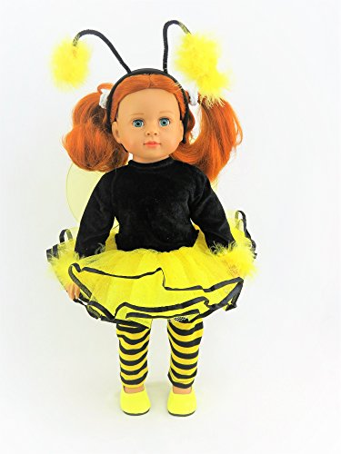 Busy Bee Halloween Costume | Fits 18