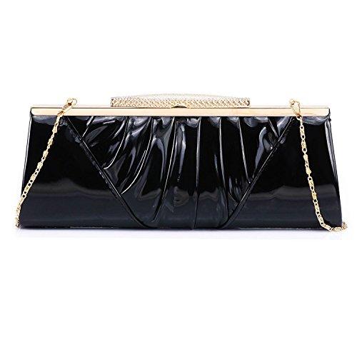 HMaking Fashion Lady Women Clutch Leather Long Wallet Card Holder Purse Handbag Bag