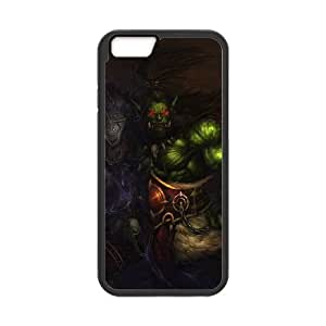 world of warcraft iPhone 6 Plus 5.5 Inch Cell Phone Case Black yyfD-314306