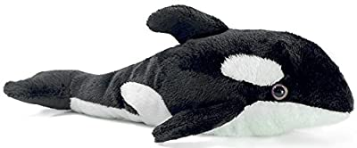 Owen the Baby Orca | 8.5 Inch Killer Whale Stuffed Animal Plush Blackfish | By Tiger Tale Toys