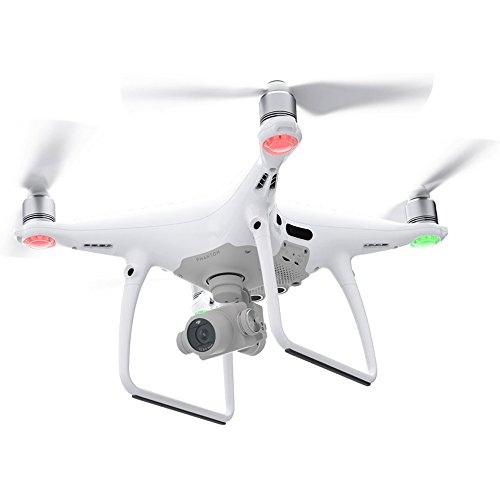 DJI Phantom 4 PRO Professional Drone, Hobby RC Quadcopter & Multirotor, White,...