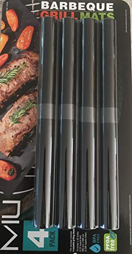 MIU Barbeque Grill Mats (Mat Grill Eliminate Bbq)