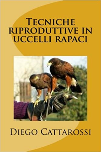 Book Tecniche riproduttive in uccelli rapaci