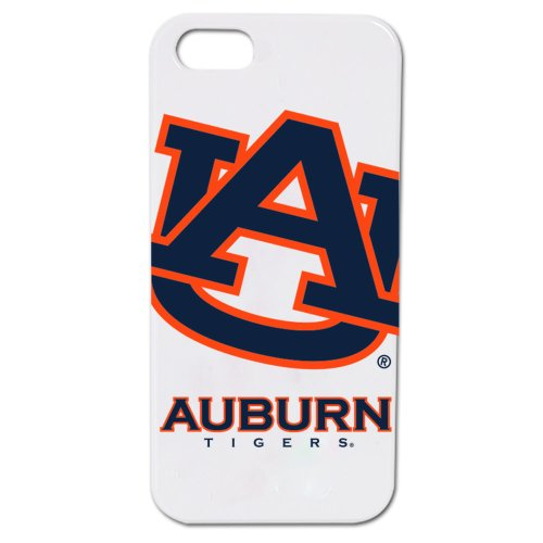 Guard Dog Auburn Tigers - Case for iPhone 5 / 5s / SE - White Auburn Tigers Cell Phone Case
