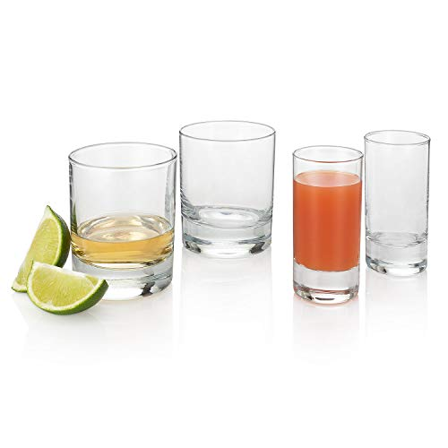 Tequila Aficionado Drinking Glass Sets for