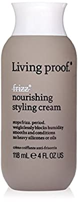 Living Proof No Frizz Nourishing Styling Cream, 8 Oz