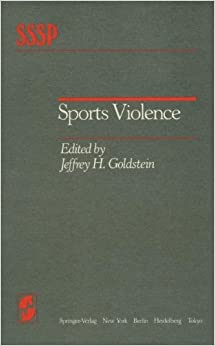 Book Sports Violence (Springer Series in Social Psychology)