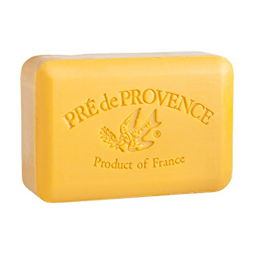 Pre' De Provence Artisanal French Soap Bar Enriched With Shea Butter, Spiced Rum, 250 Gram Black Friday Deals 2019