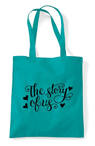 Emerald Shopper Bag Story Statement Of Tote Us The ACq0w