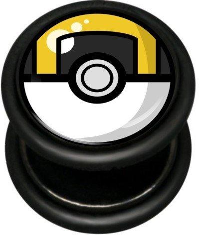 Dilatador Falso - 1,2 mm grosor de la barra - Pokemon 2 - PVD ...