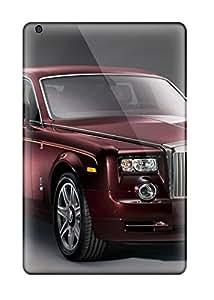 KristineWilliamsshop Unique Design Ipad Mini Durable Tpu Case Cover Rolls Royce