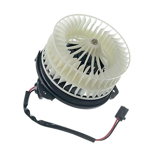 (A-Premium Heater Blower Motor with Fan Cage for Chrysler 300M Concorde Intrepid Dodge Intrepid)