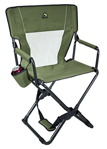 GCI Outdoor Xpress Director's Chair, Compact Folding Camp Chair by GCI Outdoor