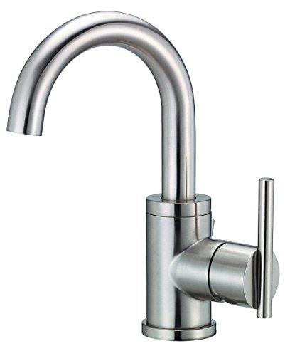 (Danze D220558BN Parma Single Handle Lavatory Faucet, Brushed Nickel)