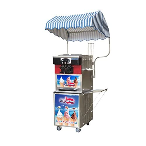 Machine Glace italienne professionnelle 3300 Watts