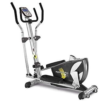 BH Fitness SPAZIO PROGRAM 10002361 bicicleta eliptica - magnetica - plegable - Sistema de inercia de 14 Kg -Zancada de 40 cm: Amazon.es: Deportes y aire ...