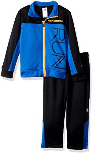 New Balance Kids Boys' Toddler Athletic Jacket and