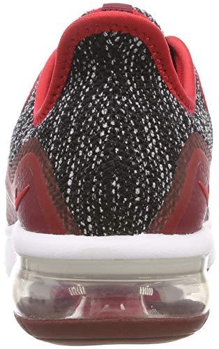White Red 3 Team University Air Black Mädchen Red Gymnastikschuhe GS 001 Sequent Nike Mehrfarbig Max xPvI7q