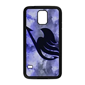 Classic Case Fairy Tail pattern design For Samsung Galaxy S5 Phone Case