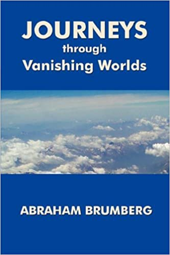 Book Journeys Through Vanishing Worlds