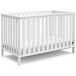 Storkcraft Rosland 3-in-1 Convertible Crib - White
